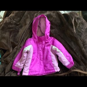 Toddler Coat (Outer Shell Only)